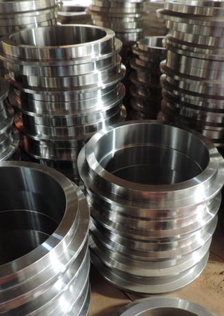 Flanges, flanges, and more flanges!