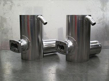 175 Hino Riser Cans Port + Stbd
