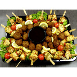 Mixed grill platters