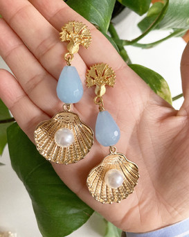 Menorca earrings coming soon