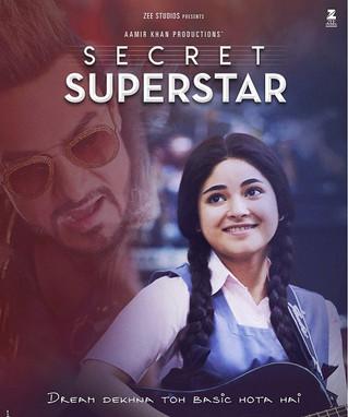 Secret Superstar - Film Paylaşımları