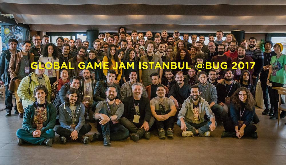 Global Game Jam BUG