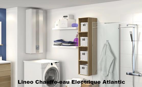 Lineo Chauffe-eau électrique Atlantic
