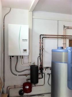 Pompe à chaleur et chauffe-eau thermodynamique