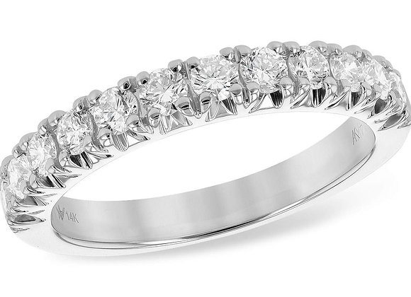 14k Gold 3/4ct Diamond Band