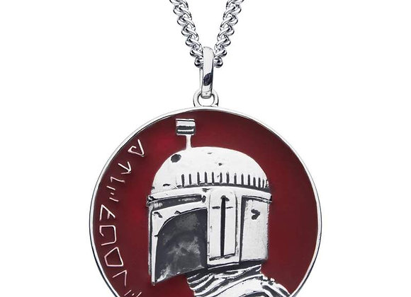 Star Wars Cloud City Necklace in Sterling Silver