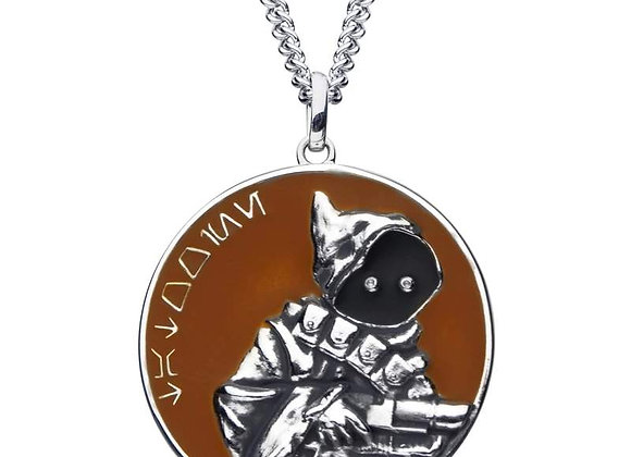 Star Wars Tatooine Necklace in Sterling Silver