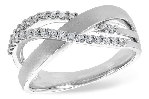 rings ben jeweler jewelry bridge crossover ring diamond