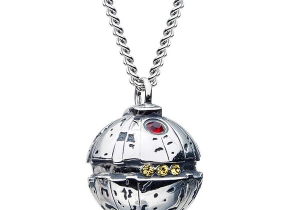 Star Wars Thermal Detonator Necklace in Sterling Silver