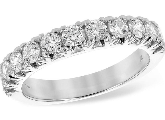 14k Gold 1ct Diamond Band