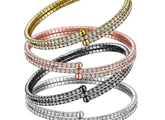 2 Row Twistals Bracelet