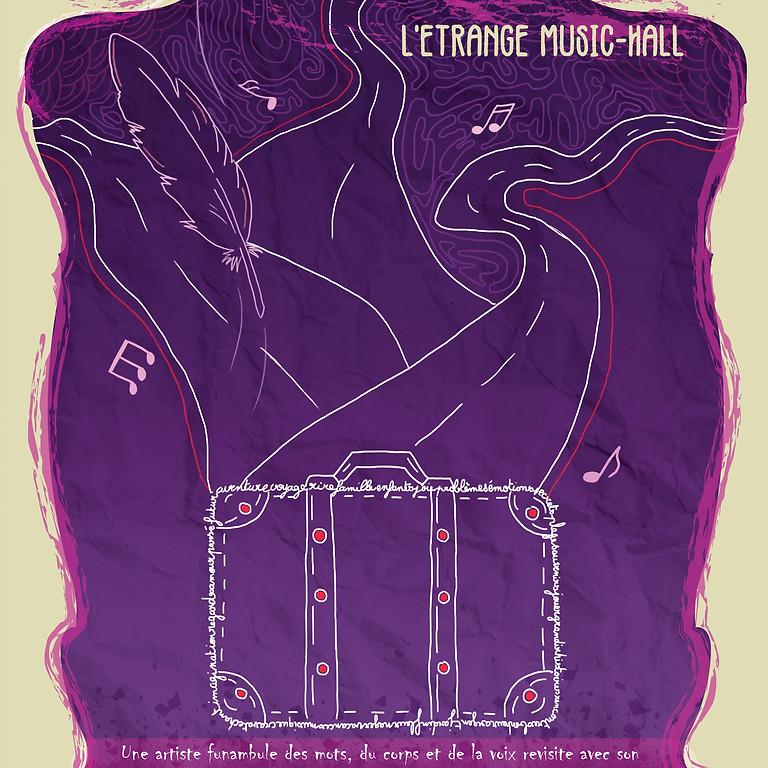 Passagers l'étrange Music-Hall