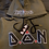 """Thumbnail: Army Green Appliqué Embroidered Double Or Nothing™️ """"Acronym"""" Sweatsuit"""