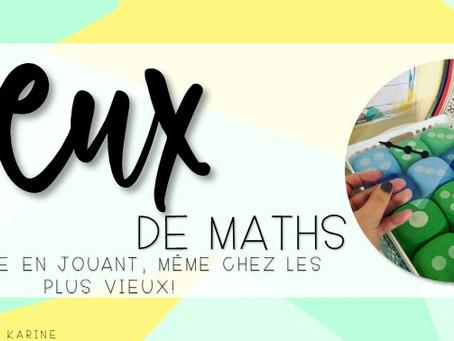 Les jeux de mathématiques