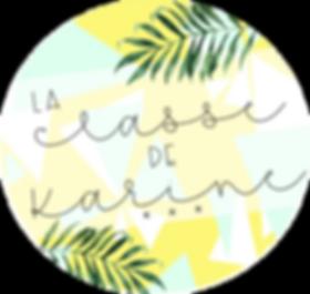 Logo 2019 FINAL - La classe de Karine.pn