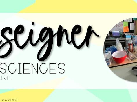 Enseigner les sciences au primaire