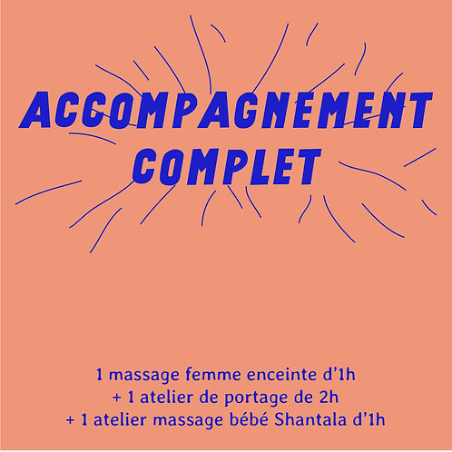 Accompagnement complet