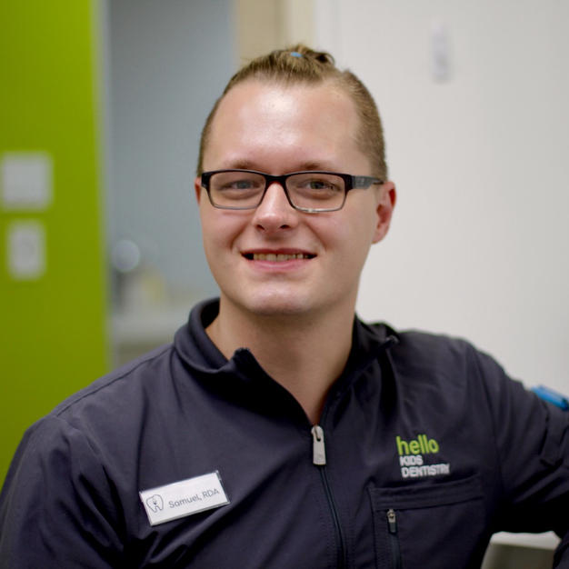 Samuel Kramer, RDA, Laboratory Technician