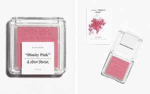 Dimity Pink Blush, V Barcino, maquillaje, colorete, rubor. Other Stories, Barcelona.