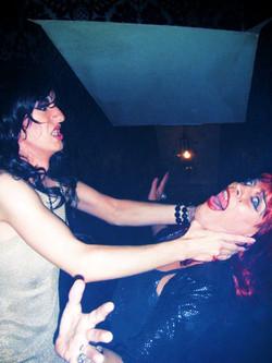 Lucy Lashes Scarlett Rose Divas