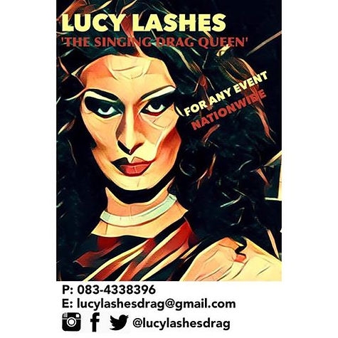 Lucy Lashes Drag Queen