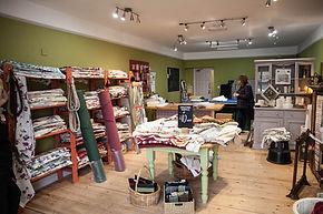 Fabric tapestry shop Corbridge norman l