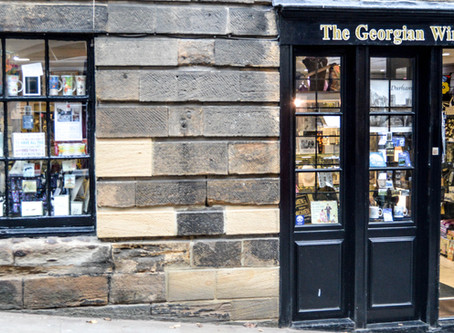 Durham Is Open The Georgian Window