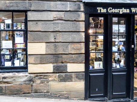 Durham Is Open The Georgian Window