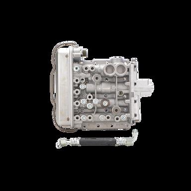 ฝาเกียร์นอก  Gear shift valve assy