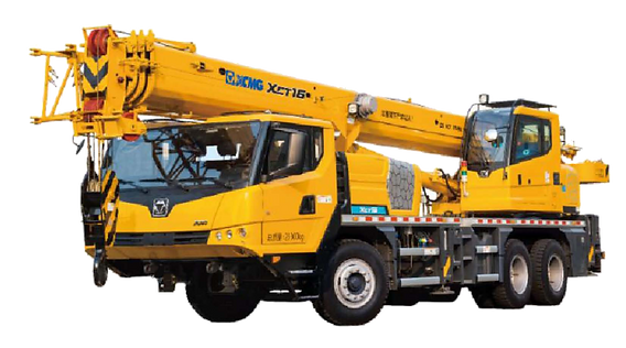 XCT16 Truck Crane_Brief Introduction-1.p