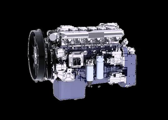 .เครื่องยนต์เหว่ยฉ่าย Weichai Engine