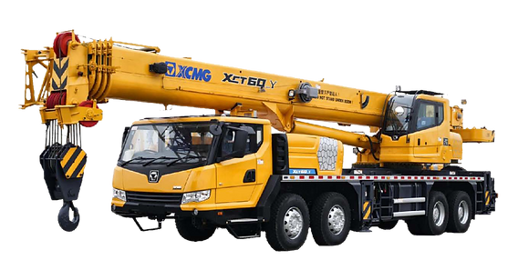 XCT60_Y Truck Crane_Brief Introduction-1