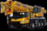 XCA60 All Terrain Crane_Brief Introducti