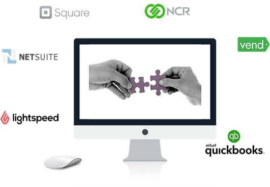 POS, ERP, Accounting, Ecom, Payments, Integrations