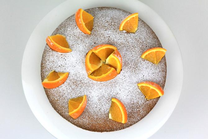 Recipe Testing Tuesdays: Orange Olive Oil Cake