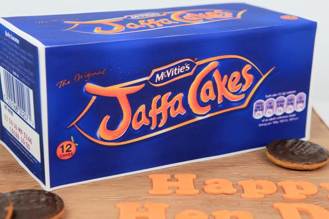 Recipe Testing Tuesdays: Jaffa Cakes Box Cake