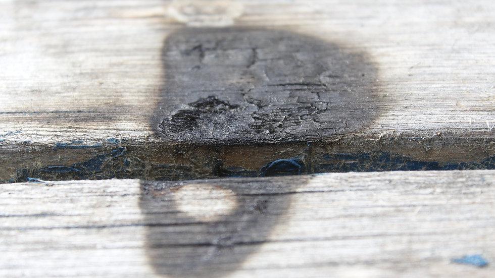 Planchette Shape Burn