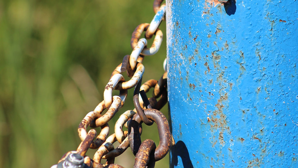 Chained In