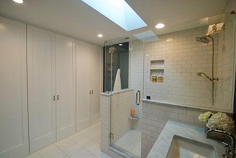 Custom Clost in Master Bath