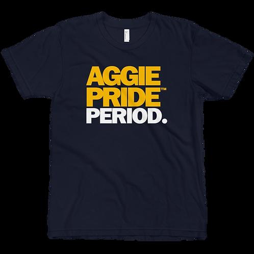 Aggie Pride Period.Tee
