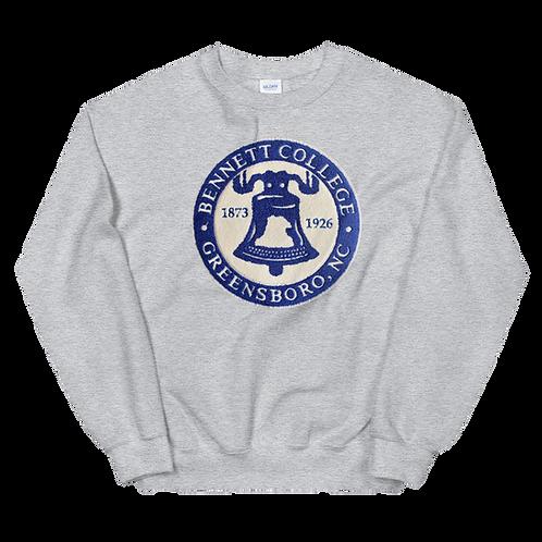 Bennett College Seal Patch Sweatshirt