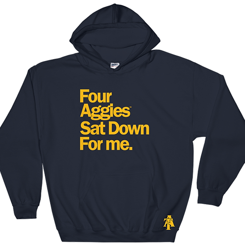 The Four Aggie Hoodie