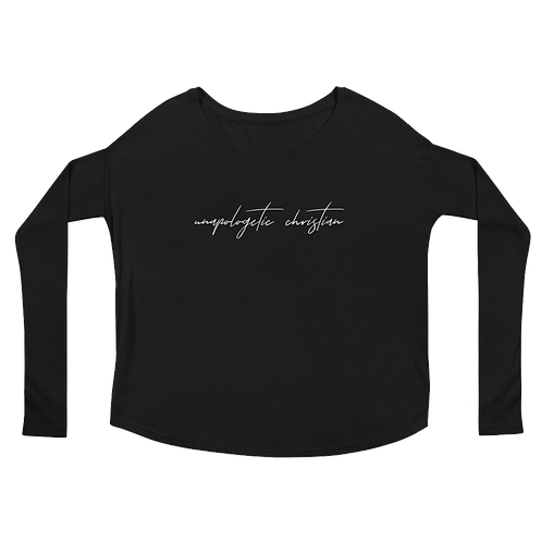 Unapologetic Christian Off-the-Shoulder