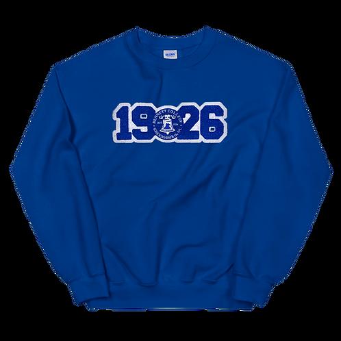 1926 Bennett College Patch Sweatshirt