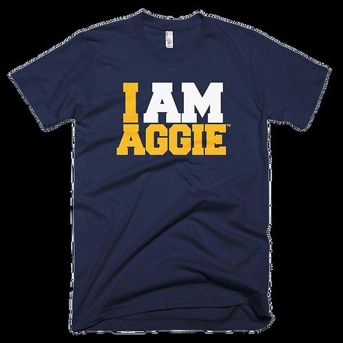 """I Am Aggie"" Tee"