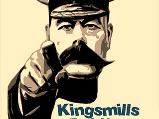 Kingsmills Toddlers Need You!