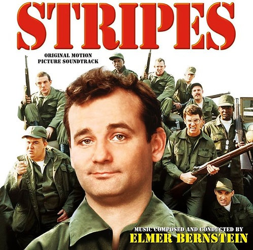 Stripes (Original Motion Picture Soundtrack)