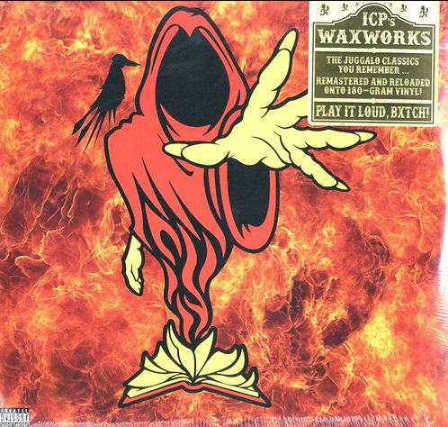 Insane Clown Posse – The Wraith: Hell's Pit