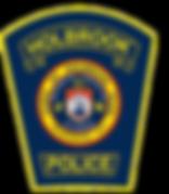 Holbrook Police Badge