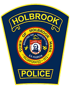 Holbrook Police Badge